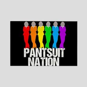 Pantsuit Nation Rectangle Magnet