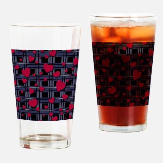 Cute Unique valentine%27s day Drinking Glass