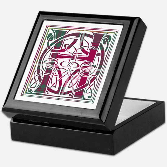 Monogram - Hay Keepsake Box
