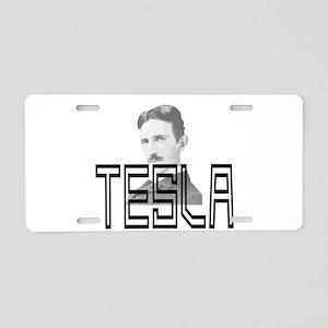 Tesla Aluminum License Plate