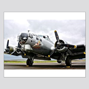B-17 Bomber Airplane Posters