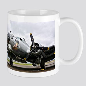 B-17 Bomber Airplane Mugs