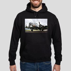 B-17 Bomber Airplane Sweatshirt