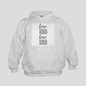 Love XOXO Sweatshirt