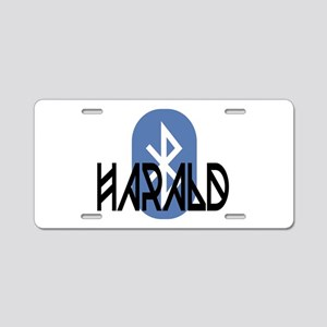 bluetooth Aluminum License Plate
