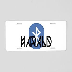 bluetooth Aluminum License Plate