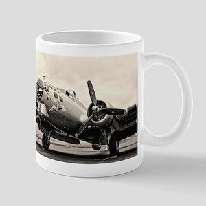 B-17 Bomber Aircraft Mugs