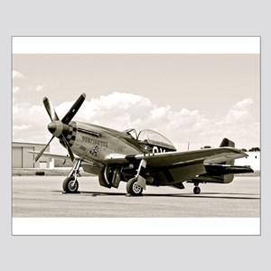 P-51 Airplane Posters