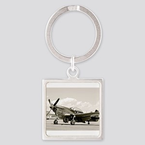 P-51 Airplane Keychains