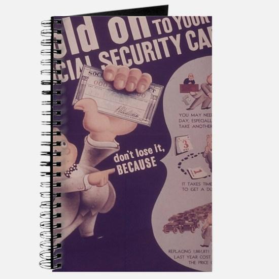 Unique Social security Journal