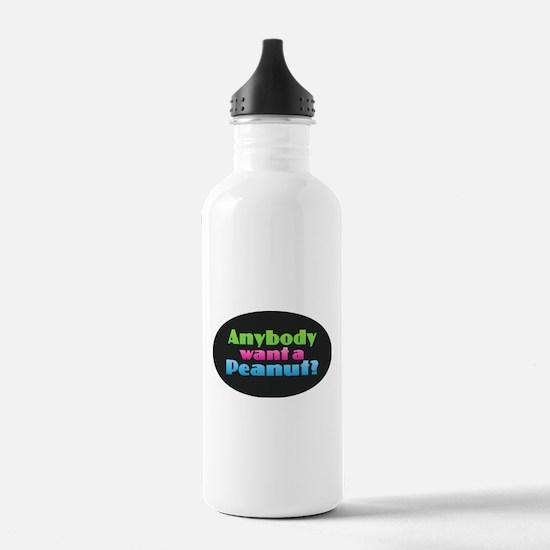 Anybody Want a Peanut? Water Bottle
