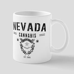 Nevada Cannabis Mugs