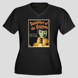Vintage poster - Daughter of the Plus Size T-Shirt