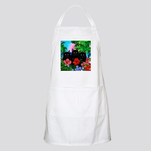 beachparadise bl cats Apron