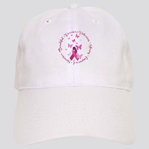 Breast Cancer Pink Ribbon Baseball Cap