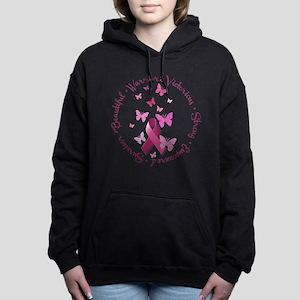 Breast Cancer Pink Ribbon Sweatshirt