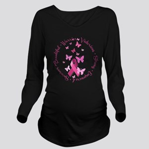 Breast Cancer Pink Ribbon T-Shirt
