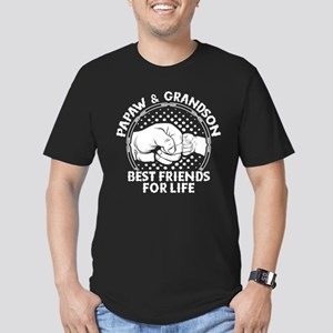 Papaw And Grandson Best Friends For Life T-Shirt
