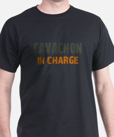 Cavachon IN CHARGE T-Shirt