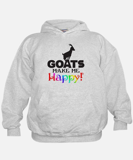 GOATS Make me Happy Sweatshirt