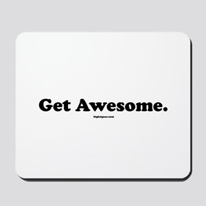 Get Awesome Mousepad