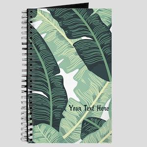 PERSONALIZED ISLAND TROPICS * Journal