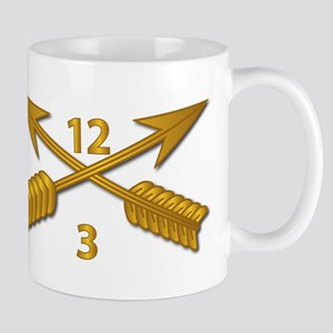 3rd Bn 12th SFG Branch wo Txt Mug