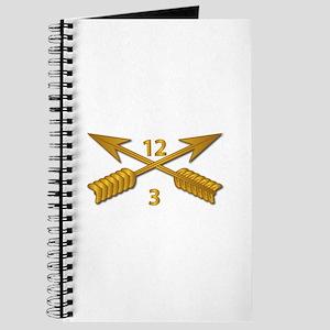 3rd Bn 12th SFG Branch wo Txt Journal