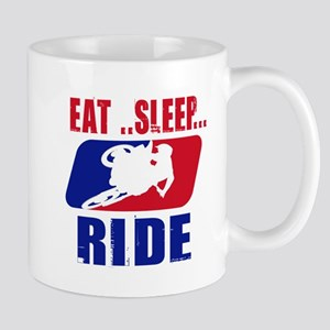 Eat sleep ride 2013 Mugs