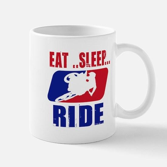 Eat sleep ride 2013 Mugs