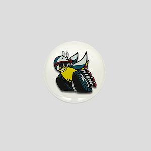 SUPER BEE Mini Button