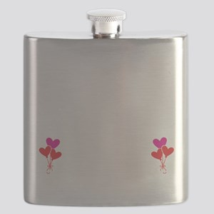 Have No Fear Mom Is Here Flask