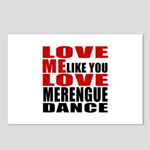 Love Me Like You Love Mer Postcards (Package of 8)
