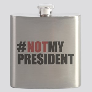 #NotMyPresident Flask