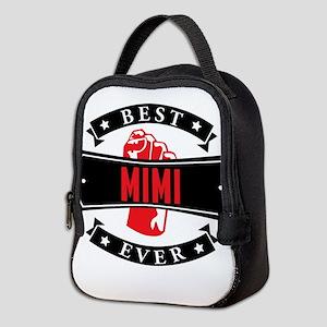 Best Mimi Ever Neoprene Lunch Bag
