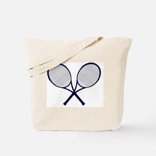 Cute Rackets Tote Bag