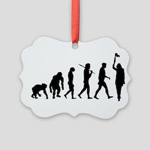 Tourist Guide Ornament