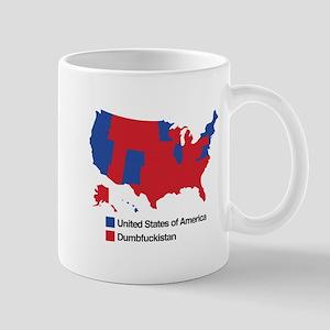 Dumbfuckistan Mug