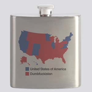 Dumbfuckistan Flask