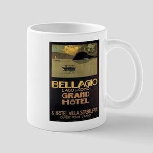 Vintage poster - Lago di Como Mugs