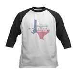 Someone in texas loves me Baseball T-Shirt