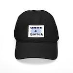 Vote 4 Barack Cap
