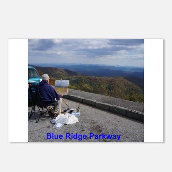 Blue Ridge Postcards (Package of 8)