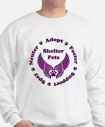 Shelter Pet Sweatshirt