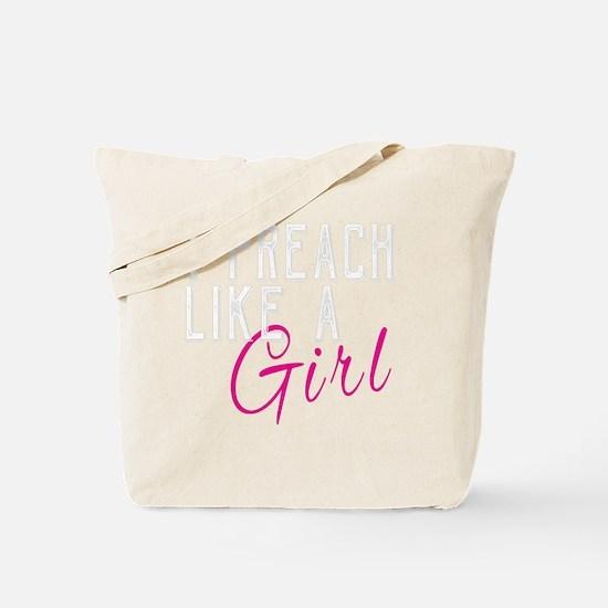 Cute Reverend Tote Bag