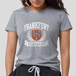 Frankfurt Germany Women's Dark T-Shirt