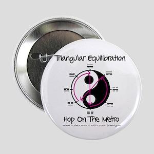 "Triangular Equilibration 2.25"" Button"