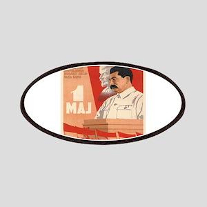 Vintage poster - Josef Stalin Patch