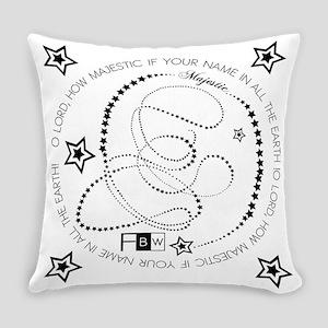 Majestic Stars Everyday Pillow