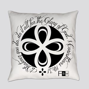 1 Corinthians 10:31 Everyday Pillow